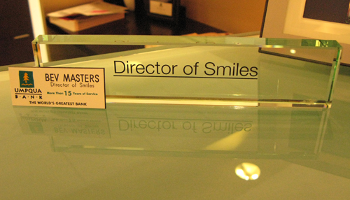 Director of Smiles